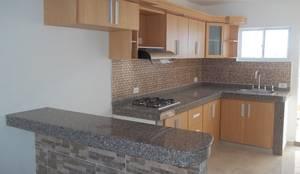 modern Kitchen by arteintegrales
