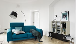 modern Living room by BoConcept Benfica