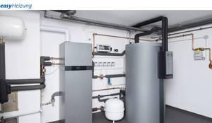 Energisparende Heizung:   von easyHeizung GmbH