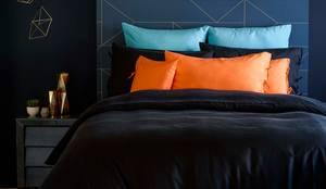Projekty,  Sypialnia zaprojektowane przez Gingerlily