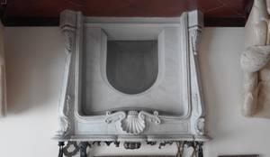 Caminetto: Arte in stile  di Elisabetta Thellung de Courtelary