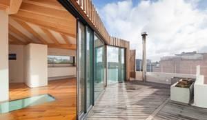 Roofbuldinghouse Lisboa:   por Eco  Sistema