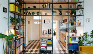 After renovation:   door Kevin Veenhuizen Architects
