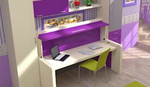 Camas abatibles para paredes de pladur literas plegables for Muebles juveniles albacete