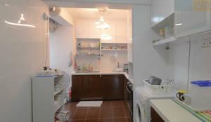 Kitchen: modern Kitchen by Designer House
