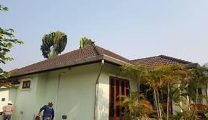 งานทาสีบ้าน Mr.ron...หางดง:   by conhouse chiangmai