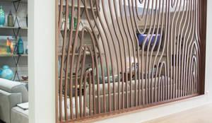 Divisória: Casa  por Glim - Design de Interiores Lda
