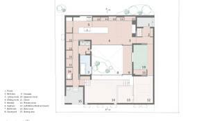 関屋の家: 藤原・室 建築設計事務所が手掛けたです。