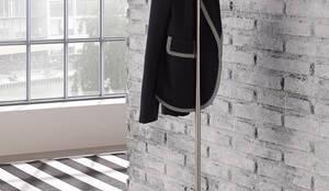 Kleiderständer Edelstahl Design kleiderständer und garderobenständer in edelstahl design phos