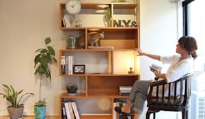 Living room by &lodge inc. / 株式会社アンドロッジ