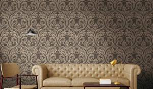 HannaHome Dekorasyon  – Duvarlarda Rönesans etkisi!: klasik tarz tarz Duvar & Zemin