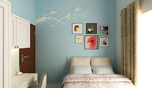 oleh Akilla Concept, Minimalis Parket Multicolored