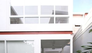 SKINNY HOUSE:   by Thaan Studio