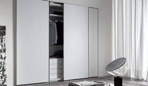 modern Bedroom تنفيذ Essedue s.r.l.