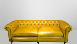 Chesterfield einrichtung  Vintage Möbel Loft Einrichtung by MATZ-MÖBEL | homify