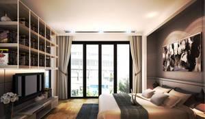 รีโนเวทบ้านพักอาศัย : สุขุมวิท24:   by parallel living