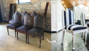 Cadeiras:   por BENEDITO MARTINS