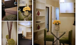 Avida San Lorenzo in Makati – The Studio:   by SNS Lush Designs and Home Decor Consultancy,