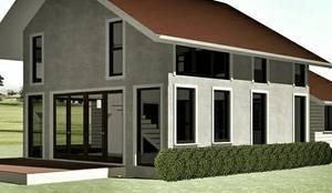 loft house:   โดย simply fine studio,