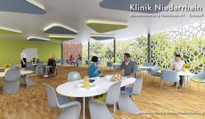 motel one 3d visualisierung von cramer architektur design cad homify. Black Bedroom Furniture Sets. Home Design Ideas