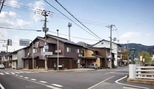 外観1: 株式会社 藤本高志建築設計事務所が手掛けたです。