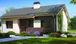 Fhs casas prefabricadas inmobiliarias en alicante homify - Fhs casas prefabricadas ...