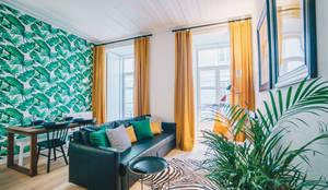 Sala de estar: Sala de estar  por YS PROJECT DESIGN