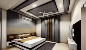 Interior Designs:   by Cfolios Design And Construction Solutions Pvt Ltd
