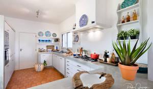 Panorama Geral da Cozinha: Cozinha  por Pedro Queiroga   Fotógrafo