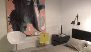 Concurso Casa Cor 2014 -  Diseño Loft 20/20 - 1º Lugar Factura del Trabajo:  de estilo  por ARQ+2