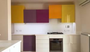 Cucine moderne su misura di falegnameria su misura homify