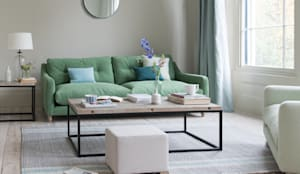 Slim Jim sofa: modern Living room by Loaf