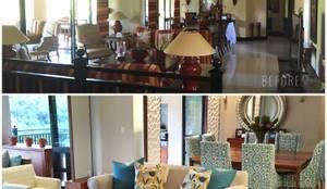 Zimbali Decorating:   by Just Interior Design