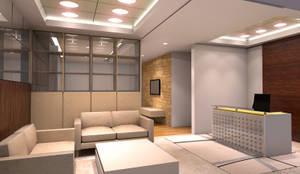 Penthouse MOI:   by Dekapolis Design