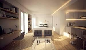de estilo  por Construcciones NIPASA