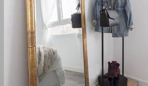 Perchero de estilo industrial: Dormitorios de estilo industrial de Dimeic