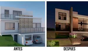 Antes y Despues:  de estilo  por BM3 Arquitectos