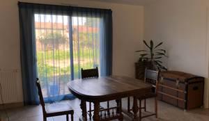 Maison 95230 Soisy sous Montmorency:  de style  par h(O)me attitudes by Sylvie Grimal