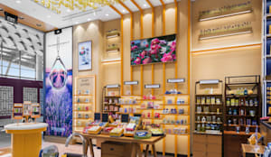 "L'Occitane en Provence - Vattanac Capital: {:asian=>""asian"", :classic=>""classic"", :colonial=>""colonial"", :country=>""country"", :eclectic=>""eclectic"", :industrial=>""industrial"", :mediterranean=>""mediterranean"", :minimalist=>""minimalist"", :modern=>""modern"", :rustic=>""rustic"", :scandinavian=>""scandinavian"", :tropical=>""tropical""}  by DMR DESIGN AND BUILD SDN. BHD.,"