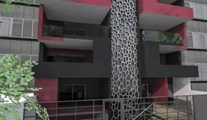 Dumas 323 Colonia Polanco:  de estilo  por Adir Arquitectos