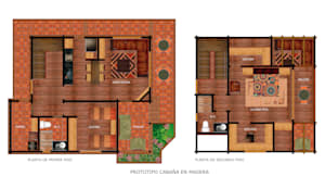 de estilo  por DIARQ diseño arquitectonico SAS