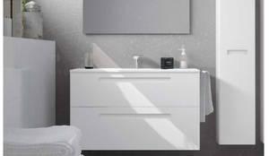 Mueble de Baño PARIS : Baños de estilo moderno de TheBathPoint