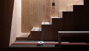 Colecção GRAPHIC | Composições visualmente fortes com padrões contemporâneos e distintos: Parede e piso  por Decorpisus