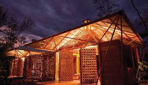 Construcciones Arquitectónicas: Paisajismo de interiores de estilo  de Ale debali study