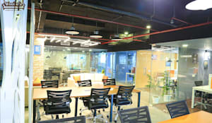 Coworking Space, Gurgaon:   by Woodofa Lifestyle Pvt. Ltd.