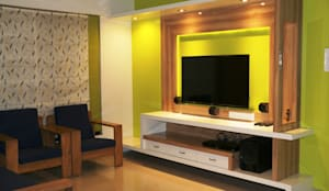 RESIDENTIAL 2BHK House in Pune:   by YAAMA intart