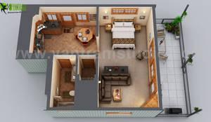 تنفيذ Yantram Architectural Design Studio