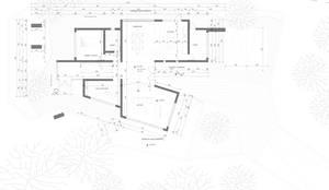 Planta arquitectura:  de estilo  por Lagom Studio