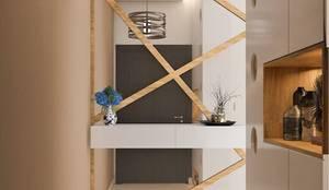 :  Corridor, hallway & stairs  by Modulart