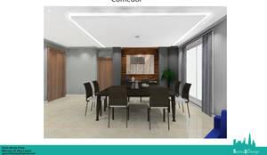Remodelación Comedor :  de estilo  por Spazio3Design